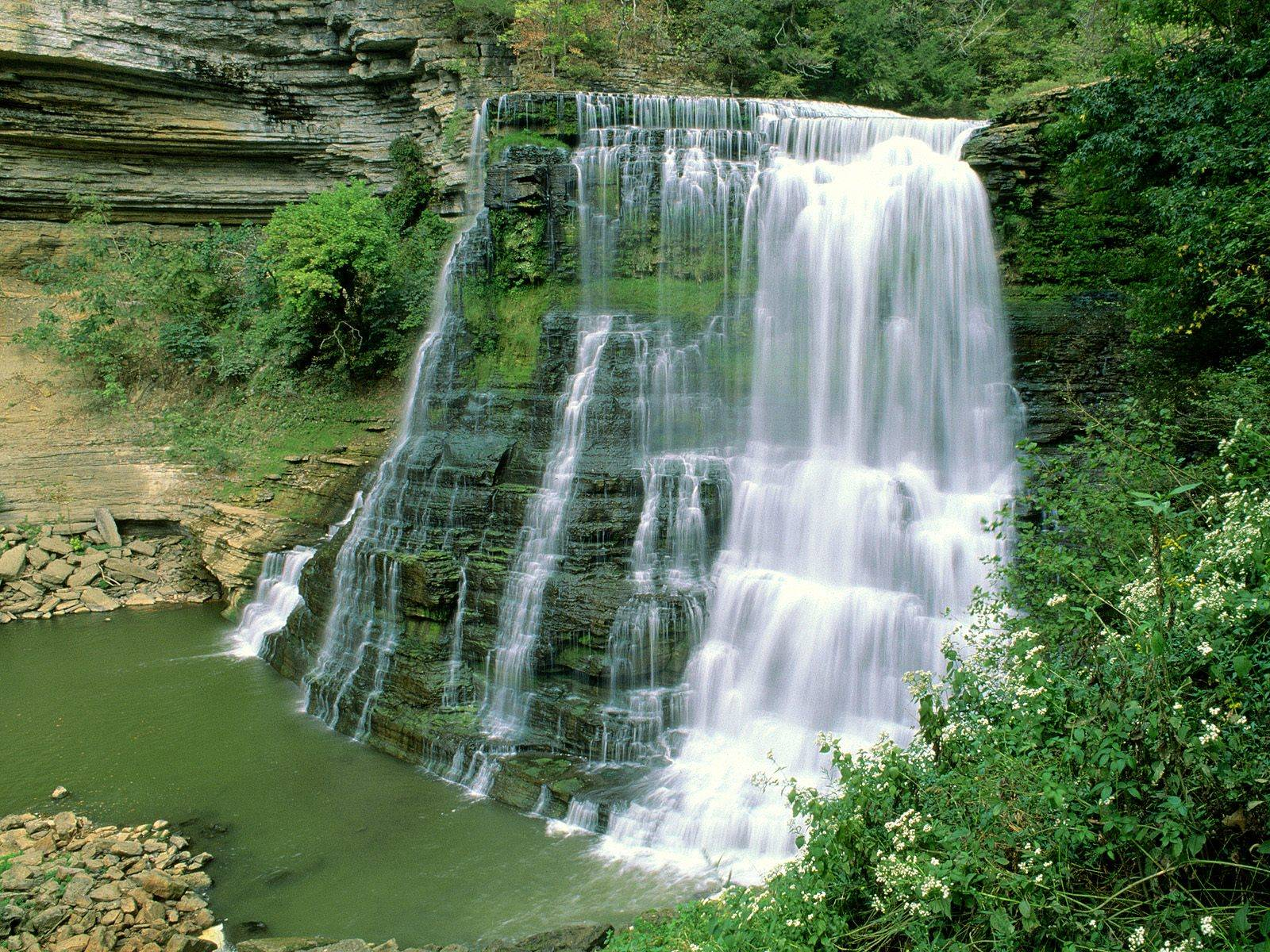 Natural Waterfalls (9)